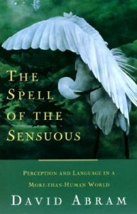 David Abram-The Spell of the Sensuous